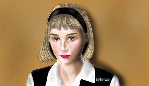 キャロルという映画に出演する女優ルーニー・マーラの演技が愛くるしすぎてたまらない。