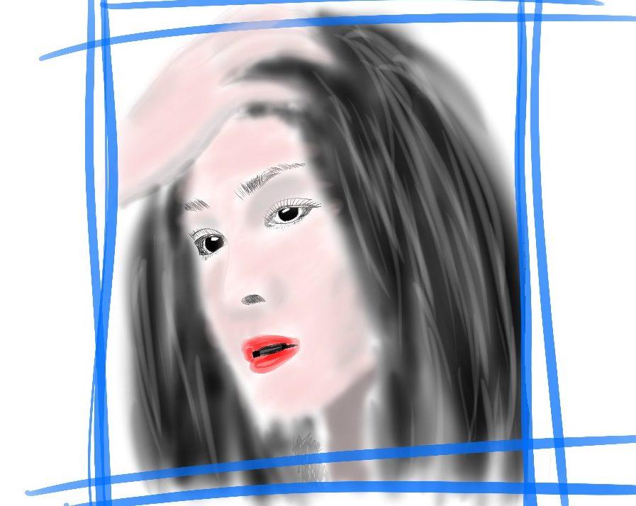 【作品集】イラストレーターの目黒ケイさんの人物画がリアルすぎてビックリ