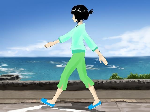2時間ウォーキングダイエットの効果と痩せる歩き方、やり方をシェア